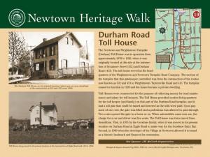 Durham Toll House
